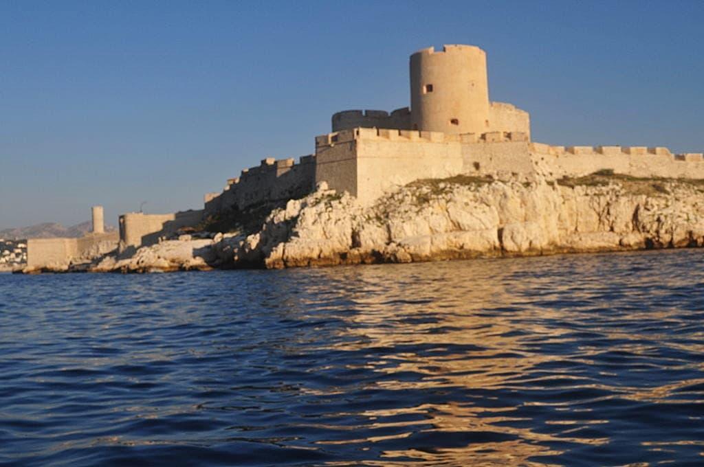 zámek If, Marseille