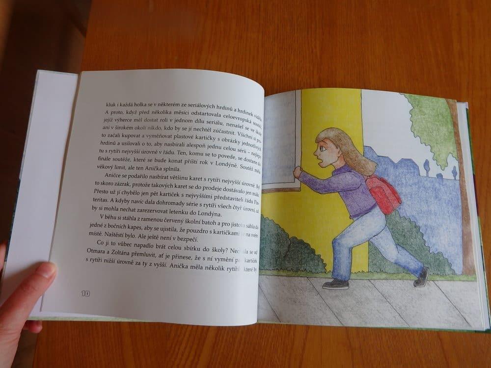 Ukázka z osobní knihy