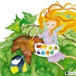 Kdo v přírodě čaruje - Barvomila