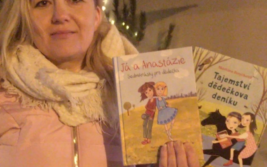 Spisovatelka Martina Boučková: Nejlíp se mi píše v rušném prostředí