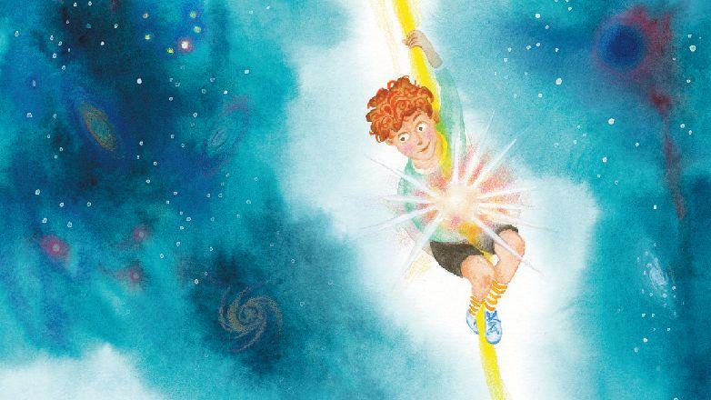 Kdo v přírodě čaruje - Světlo pro hvězdu Amálku