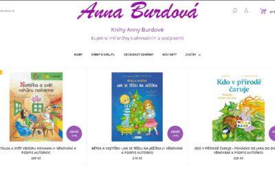 Nový e-shop pro nákup mých knížek