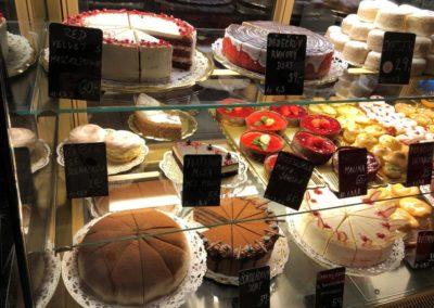 Cukrárna a kavárna Dortletka