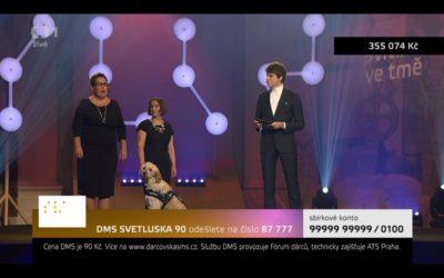 Kovy, Ewa Farna a my. Koncert Světlo pro Světlušku 2020 se povedl!