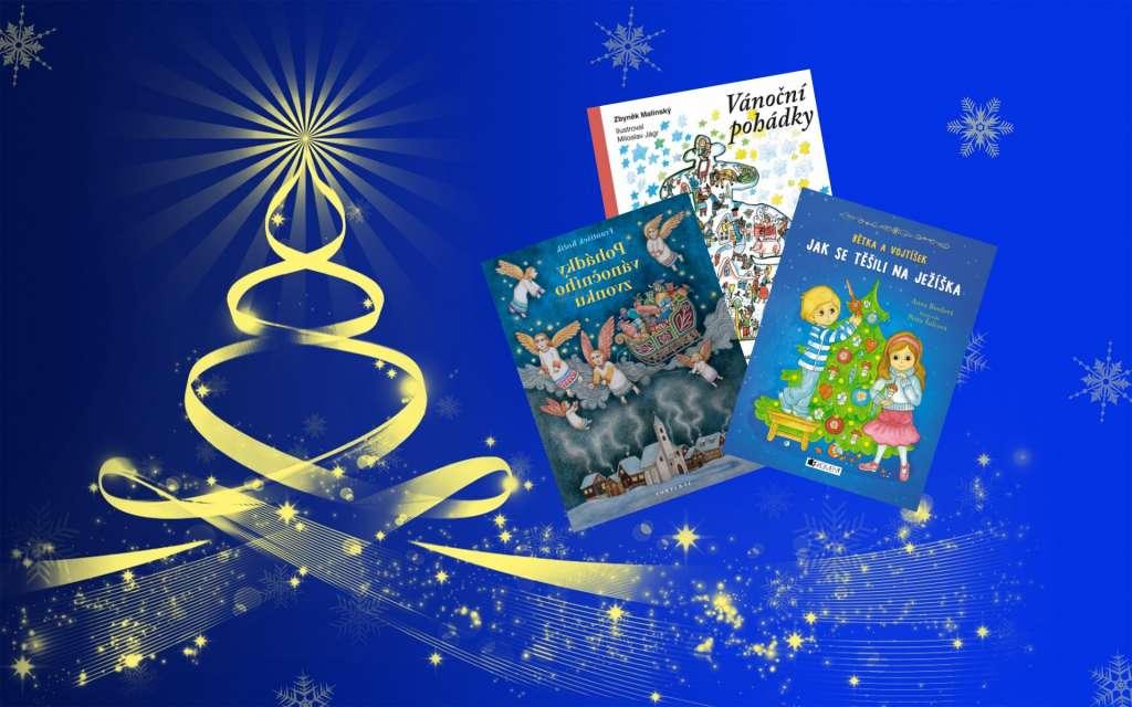 Vánoční pohádkové čtení – tipy na knížky a jedna pohádka ode mě